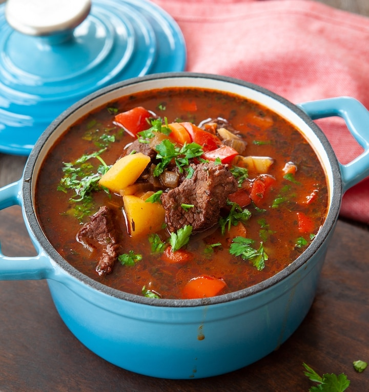 Classic Slow-Cooker Beef Stew