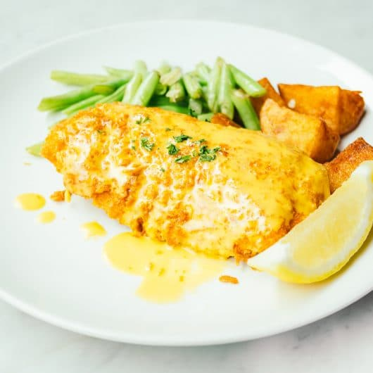 Pecorino Chicken Francese