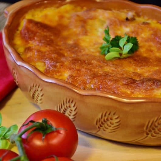 Cheesy Quesadilla Casserole