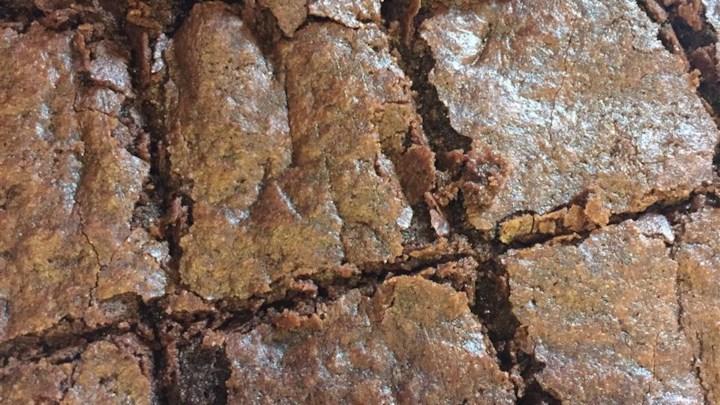 Chewiest Brownies