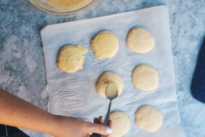Frozen Lemonade Cookies