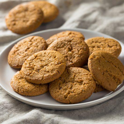 Everyone's Favorite Ginger Cookies Recipe