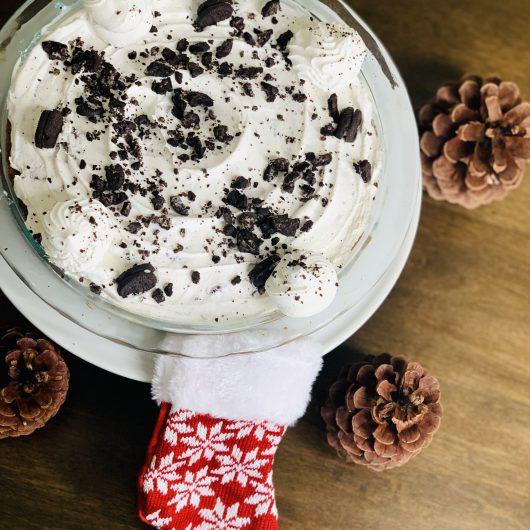 No-Bake Oreo Chocolate pie