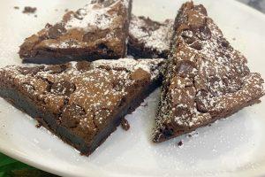 The Best Fudgy Brownies