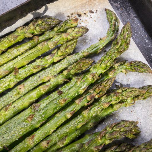 Foolproof Roasted Asparagus
